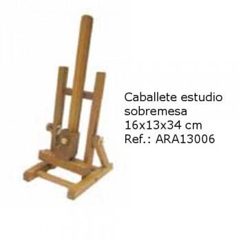 CABALLETE SOBREMESA ARTIST 16x13x34cm