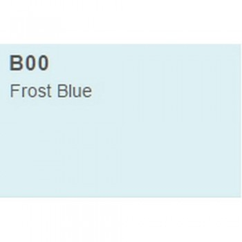 COPIC CIAO B00 FROST BLUE