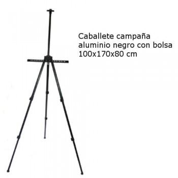 CABALLETE CAMPO ALUMINIO 100x170x80cm