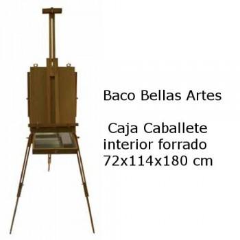 ARTIST CAJA CAB. FORRADA 72x114x180cm