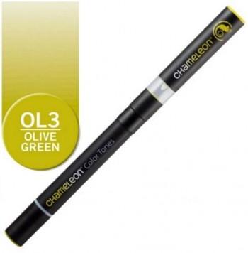 Rotulador Chameleon - Olive Green