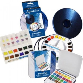 SET TRAVEL AQUAFINE SEMIGODET DE DALER-ROWNEY