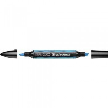 W&N BRUSH MARKER SKY BLUE (B137)
