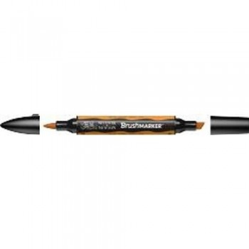 W&N BRUSH MARKER AMBER (O567)