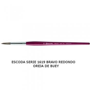 BRAVO ES1619-0 REDONDO BUEY CLARO M/C