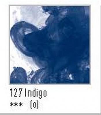 N.127 FW TINTA ACRÍLICA INDIGO