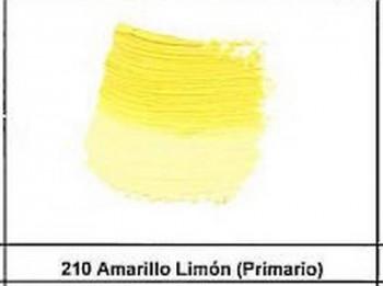 ÓLEO GARVI 200ml N.210 Amarillo limón(1º)