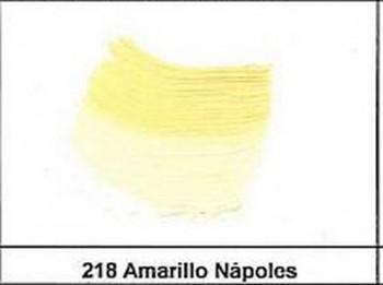 ÓLEO GARVI 200ml N.218 Amarillo Nápoles