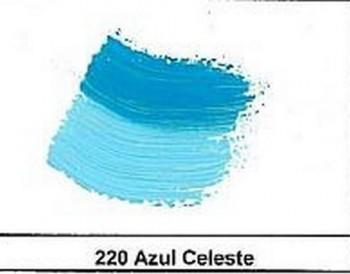 ÓLEO GARVI 200ml N.220 Azul celeste