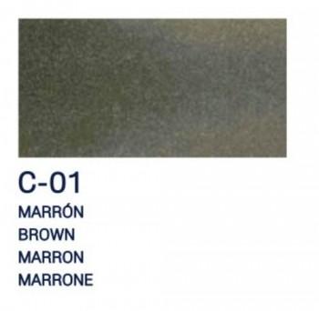 PAJARITA L. T. CRISTAL 50ml C-01 MARRON