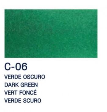 PAJARITA L. T. CRISTAL 50ml C-06 VERDE OSCURO