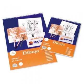 PACK 10H ACADEMIA DIBUJO 350g