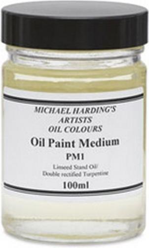 MICHAEL HARDING PM1 Oil Paint Medium