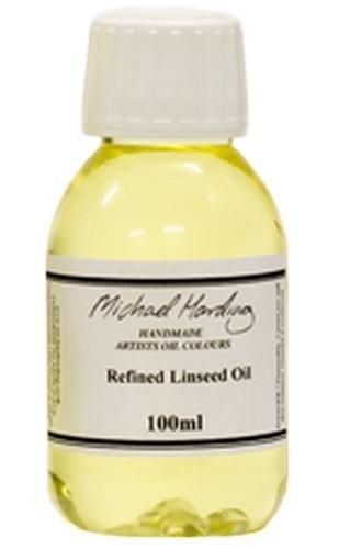 MH Aceite de linaza refinado 100ml
