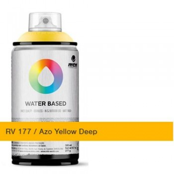 MTN  SPRAY WB 300ml Azo Yellow Deep