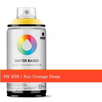 MTN  SPRAY WB 300ml Azo Orange Deep