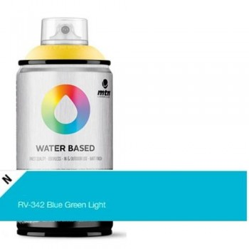 MTN  SPRAY WB 300ml Blue Green Light