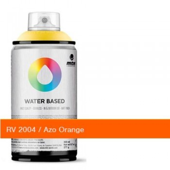 MTN  SPRAY WB 300ml Azo Orange