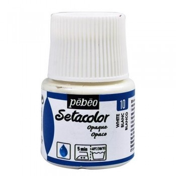 SETACOLOR OPACO 45ml BLANCO