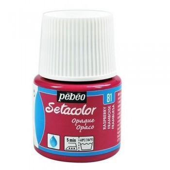 SETACOLOR OPACO 45ml FRAMBUESA