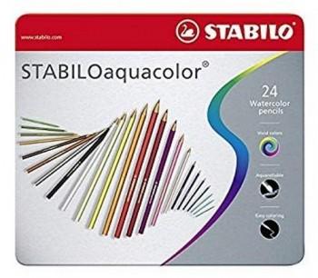 STABILO Aquacolor Lápiz acuarelable
