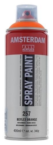 N.257 ACRIL. AMSTERDAM SPRAY 400ml ANARAN.REFL.