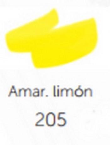 ACUA. LIQ. ECOLINE AMARILLO LIM.