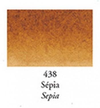 TINTA SENNELIER N.438 30 ml Sepia