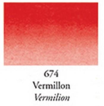 TINTA SENNELIER N.674 30 ml Bermellón