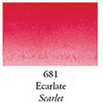 TINTA SENNELIER N.681 30 ml Escarlata