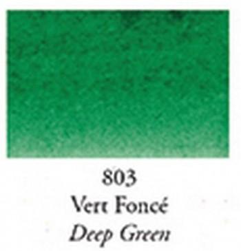 TINTA SENNELIER N.803 30 ml Verde oscuro