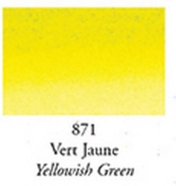 TINTA SENNELIER N.871 30 ml Verde amarillo