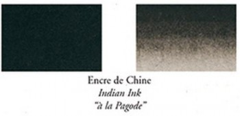 Senn. Tinta China a la Pagode, negra 30 ml