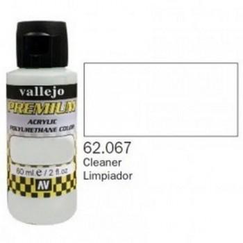 VALLEJO PREMIUM Auxiliary 60ml Limpiador