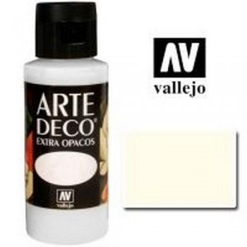 N.002 VALLEJO ARTE DECO- Blanco Antiguo 60ml OPACO