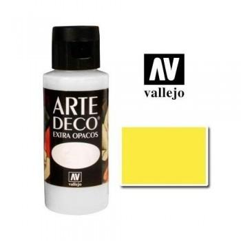N.007 VALLEJO ARTE DECO- Amarillo Limón 60ml OPACO