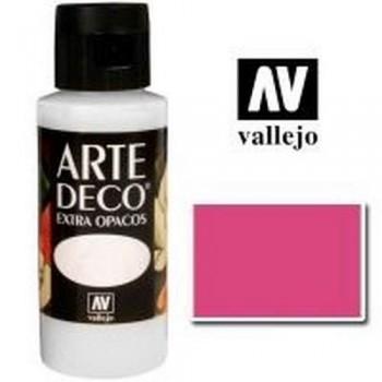 N.024 VALLEJO ARTE DECO- Rosa Oscuro 60ml OPACO