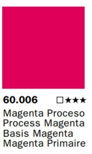 Inks Color Magenta Proceso