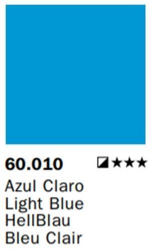 Inks Color Azul Claro