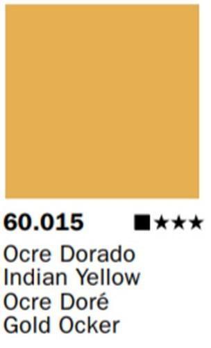 Inks Color Ocre Dorado
