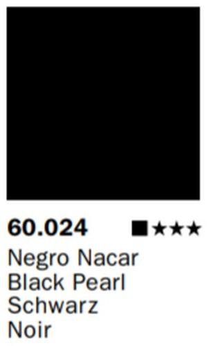 Inks Color Negro Nacar