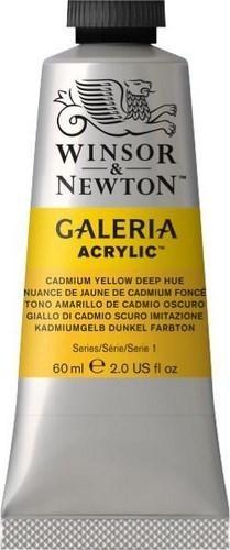 N.115 W&N ACRI. GALERIA - TONO AMARILLO CADMIO OSC.