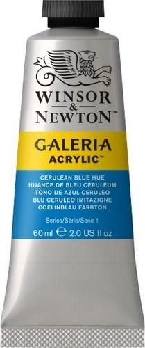 N.138 W&N ACRI. GALERIA - TONO AZUL CERÚLEO