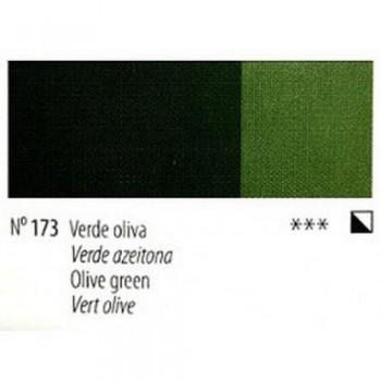 N.173 VERDE OLIVA  - ACRI. GOYA ESTUDIO