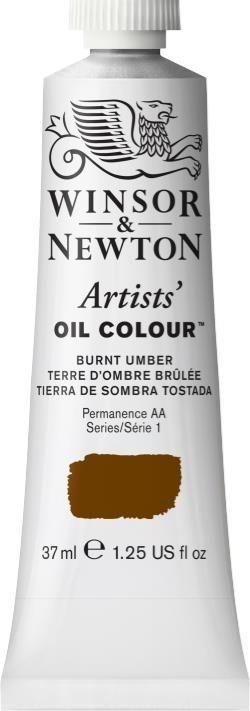 N.076 W&N OLEO ARTISTS TIERRA DE SOMBRA TOSTADA