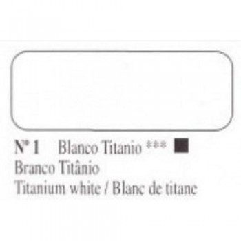 N.01 BLANCO TITANIO OLEO GOYA