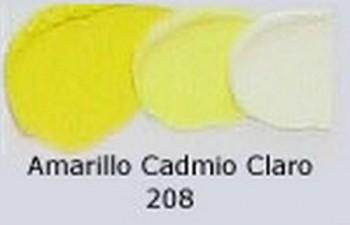 N.208 OLEO REMBRANDT AMAR.CADMIO CLARO
