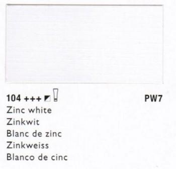 N.104 COBRA STUDY  BLANCO DE CINC