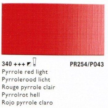 N.340 COBRA STUDY  ROJO PYRR.CL.