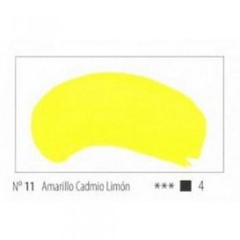 N.11 AMARILLO CADMIO LIMON ACRILICO EXTRA FINO